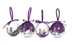 Palline natalizie Unicef