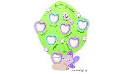 Portafoto albero genealogico