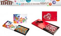Confetti M&M's personalizzati