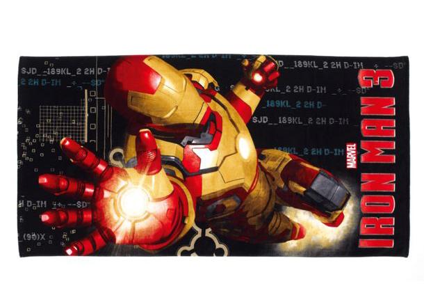 Telo Mare Iron Man